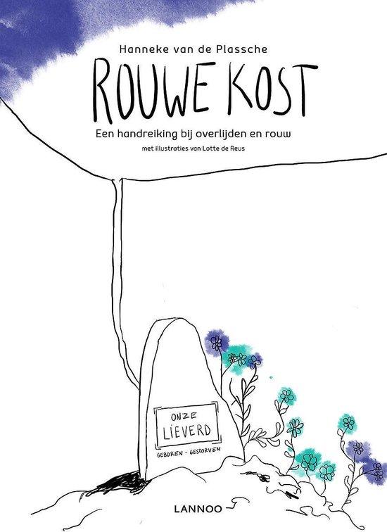 cover boek tips rouwproces Rouwe Kost